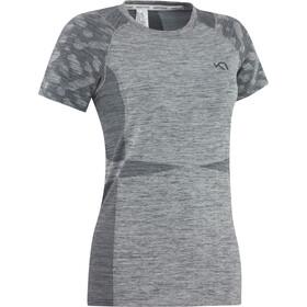 Kari Traa Marit - Camiseta manga corta Mujer - gris